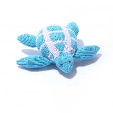 Green Turtle Soft Toy by ChunkiChilli