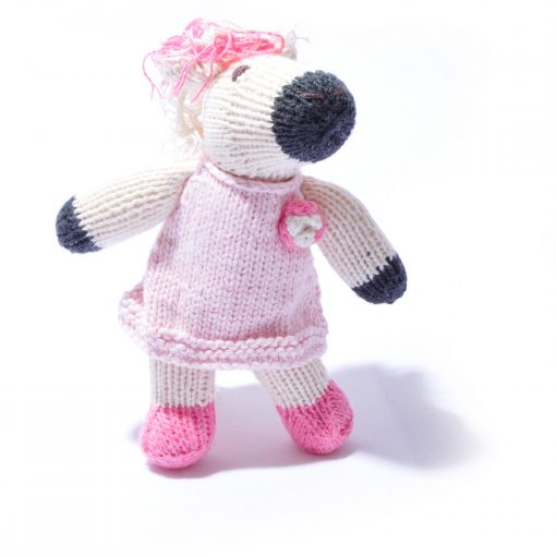 Horse Toddler Soft Toy by ChunkiChilli