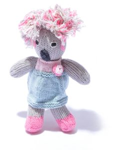 Organic Cotton Koala Toddler Soft Toy