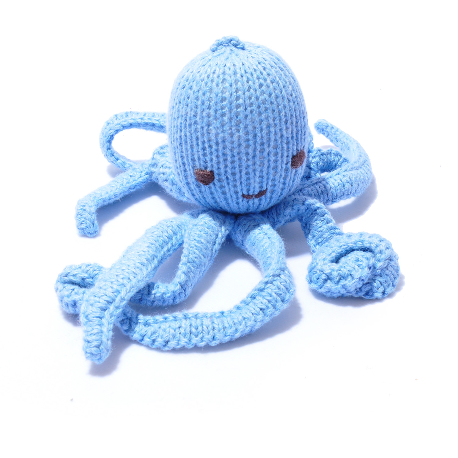Octopus Soft Toy by ChunkiChilli