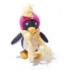 Penguin Red Mohican
