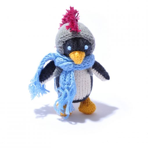 Penguin Toddler Soft Toy