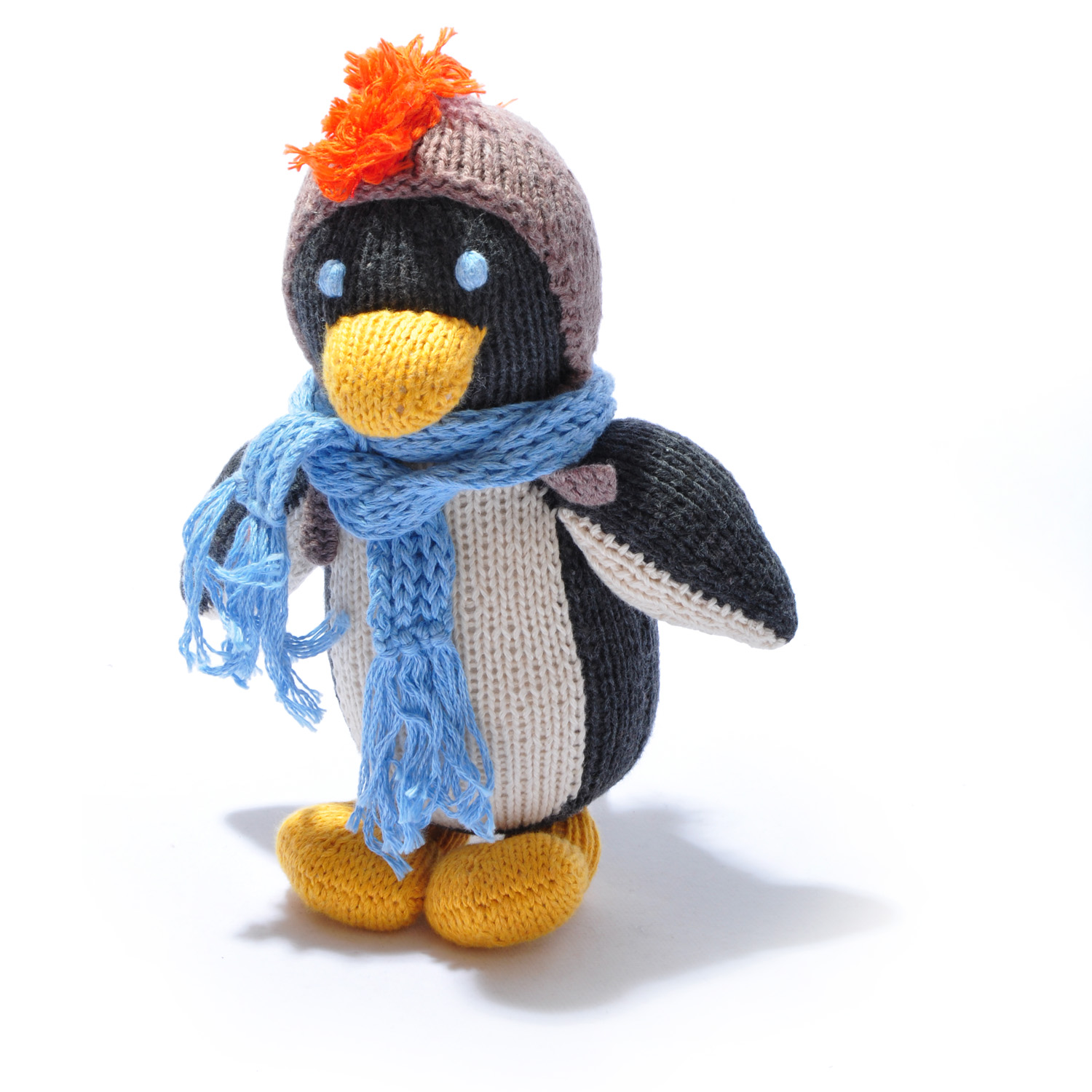 Large Penguin Soft Toy by C