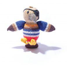 Pirate Eagle Soft Toy by ChunkiChilli