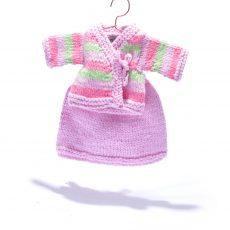 Pink Stripy Outfit by ChunkiChilli