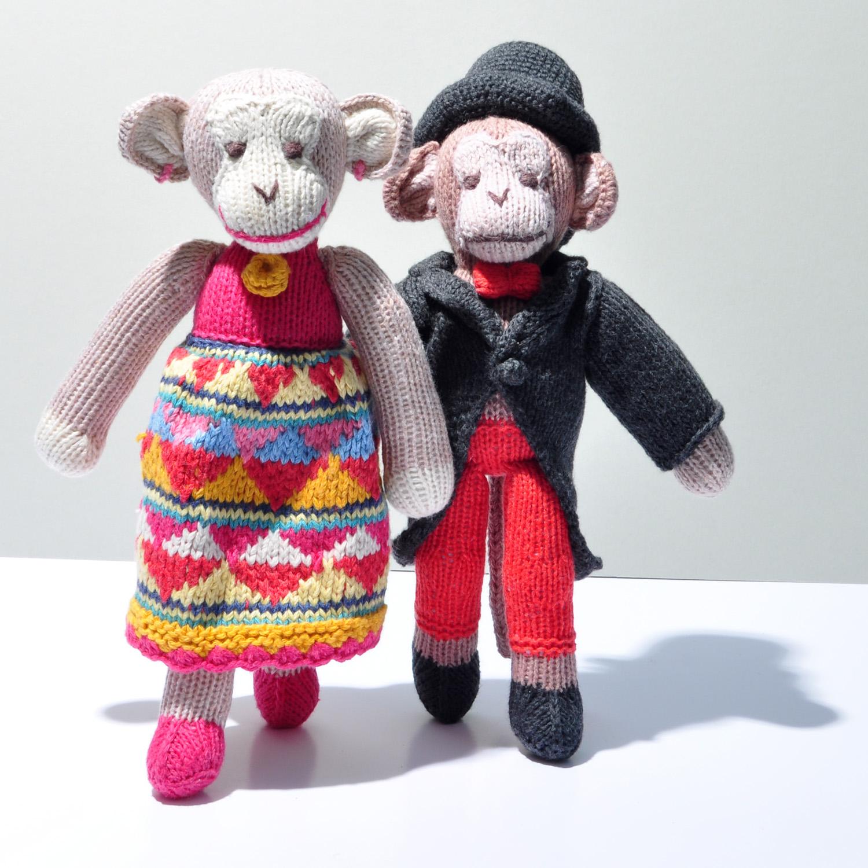 Bohemian Couple in Organic Cotton