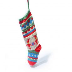 ChunkiChilli Elves Christmas Stocking