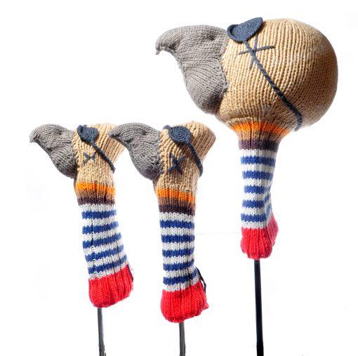 Pirate Eagle Golf Heads
