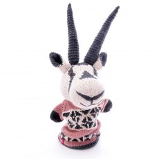 Oryx Hand Puppet in Organic Cotton