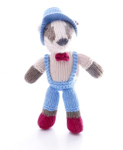 Badger Soft Toy in Top Hat