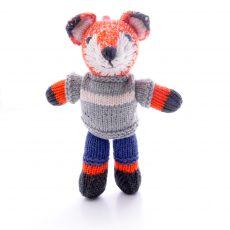Fox Toddler Soft Toy