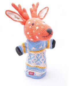 Reindeer Hand Puppet