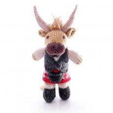 Highlander Cow Soft Toy Toddler