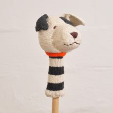 Spot Dog Head Golf Club Cover