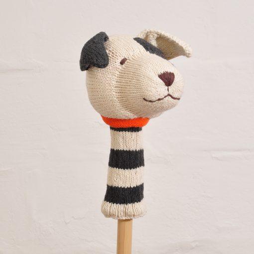 Spot Dog Head Golf Club Cover