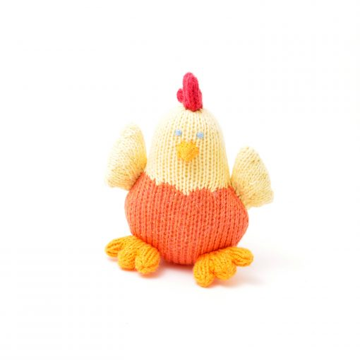 ChunkiChilli Chicken Soft Toy