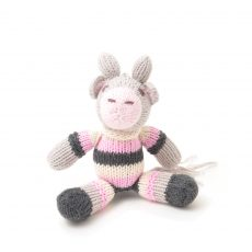 ChunkiChilli Cow Soft Toy in Organic Cotton