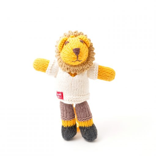 ChunkiChilli Lion Toddler Soft Toy
