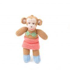 ChunkiChilli Monkey Toddler Soft Toy