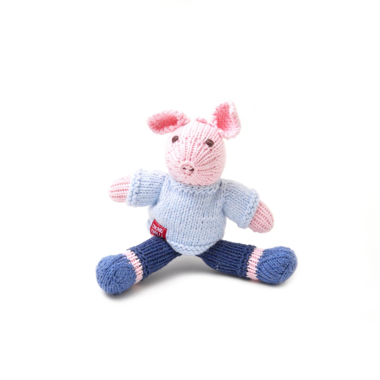 ChunkiChilli Pig Toddler Soft Toy