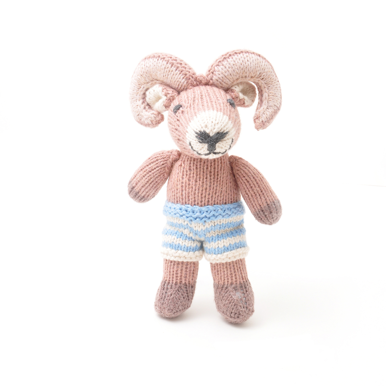 ChunkiChilli Ram Toddler Soft Toy