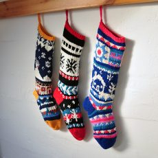 ChunkiChilli Christmas Stockings