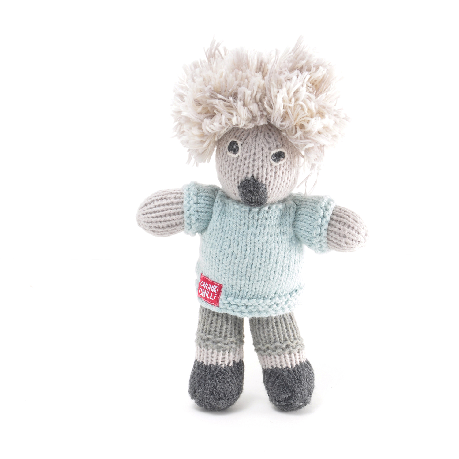 ChunkiChilli Organic Cotton Koala Soft Toy