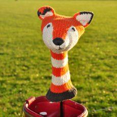 ChunkiChilli Fox Golf Club Cover