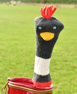 ChunkiChilli Penguin Golf Head Cover