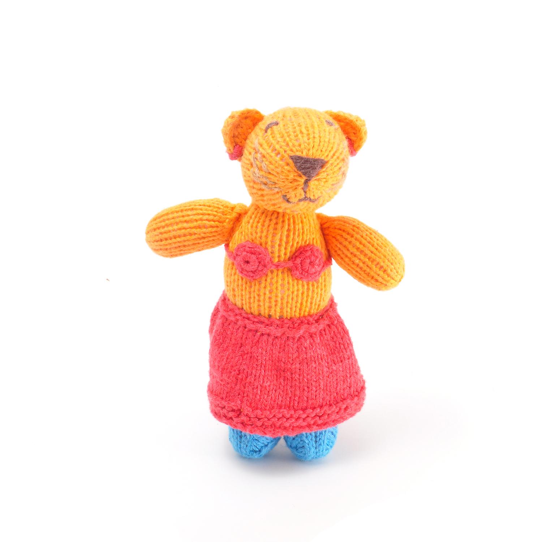 ChunkiChilli LionessToddler Soft Toy