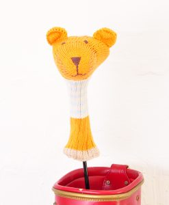 ChunkiChilli Tiger Golf Head Cover