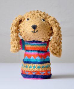 ChunkiChilli Poodle Hand Puppet
