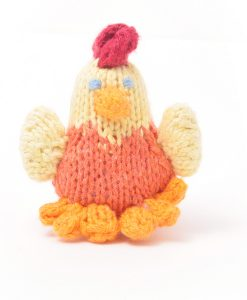 Chicken Baby Soft Toy
