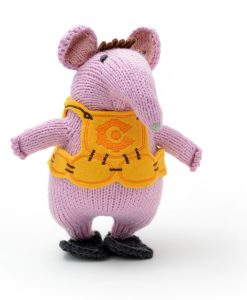 Clanger Major Soft Toy