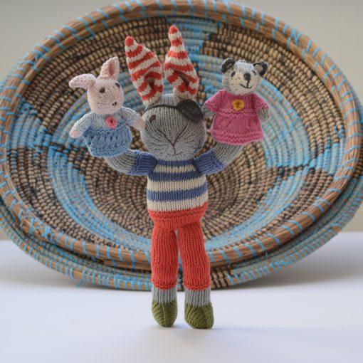 ChunkiChilli Rabbit Puppeteer