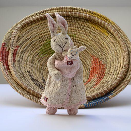 ChunkiChilli Rabbit Soft Toy Set
