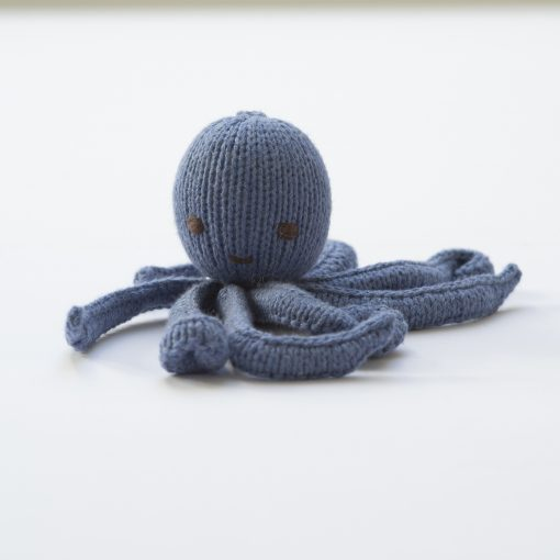 ChunkiChilli Dark Blue Octopus