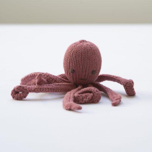 ChunkiChilli Dark Pink Octopus