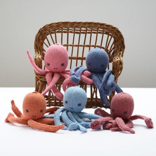 ChunkiChilli Octopus Soft Toys