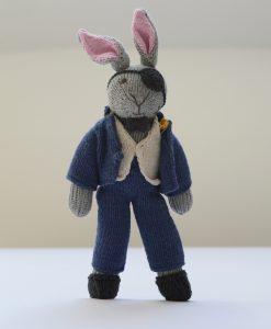 ChunkiChilli Pirate Rabbit Soft Toy