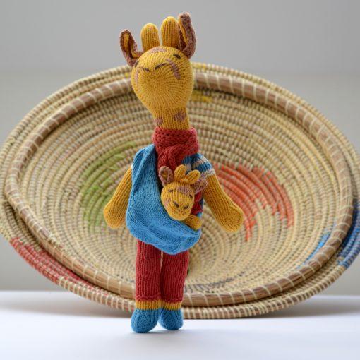 ChunkiChilli Giraffe Soft Toys