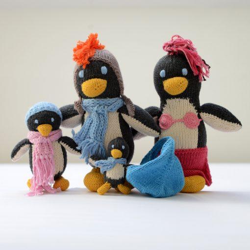 ChunkiChilli Penguin Soft Toyd