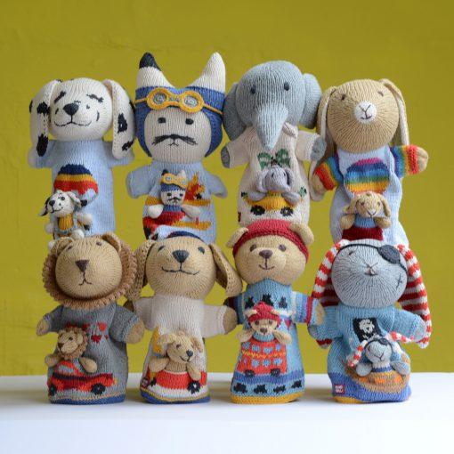 ChunkiChilli Pocket Puppets