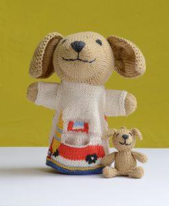 ChunkiChilli Labrador Pocket Puppet