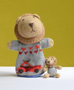 ChunkiChilli Lion Pocket Puppet