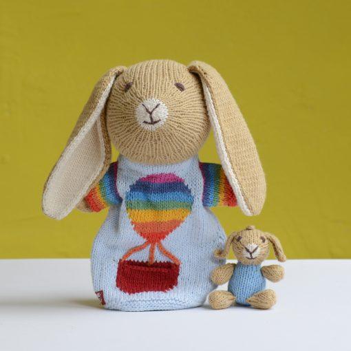 ChunkiChilli Rabbit Pocket Puppet