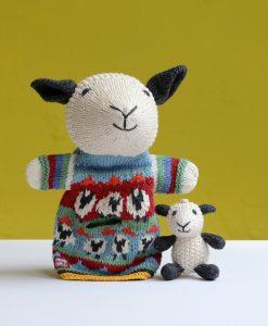 ChunkiChilli Lamb Pocket Puppet