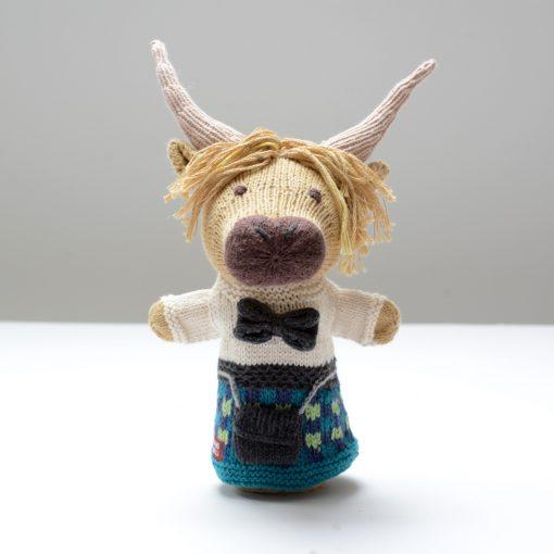 ChunkiChilli Highlander Hand Puppet