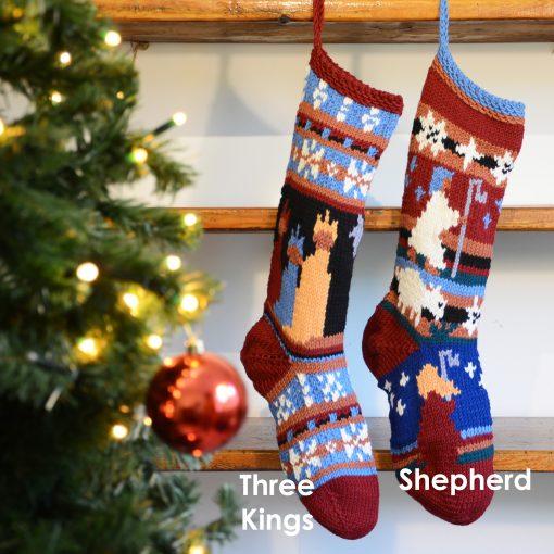 ChunkiChilli Personalised Christmas Stockings