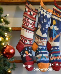 ChunkiChilli Personalised Christmas Stocking